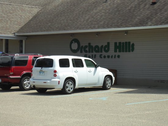 Orchard Hills Golf Course : MI--ORCHARD_HILLS-SIGN