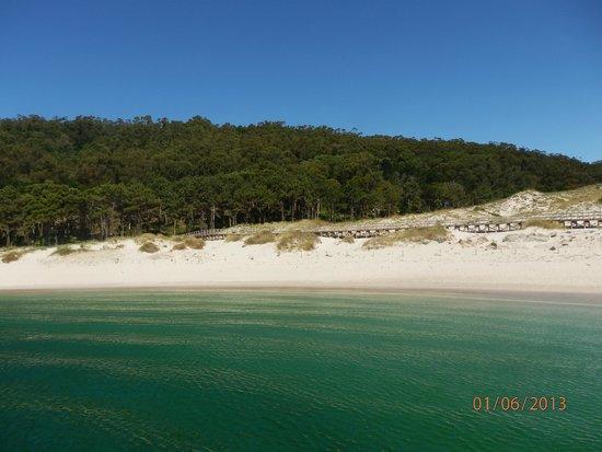 Playa de Rodas: la mejor playa del mundo..