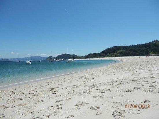 Playa de Rodas: la mejor playa del mundo....
