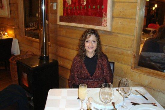 Restaurant Casavaldes: Lugar Aconchegante