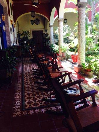 Hotel Hacienda Flamingos: Hacienda Flamingos