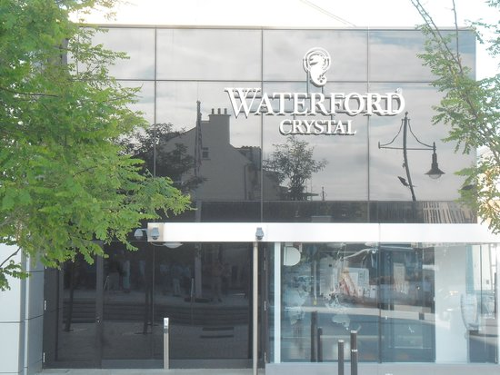 Waterford Crystal: Modern Waterford Facility