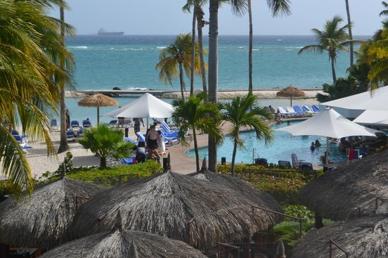 Renaissance Aruba Resort & Casino: From the balcony