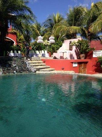 PinkCoco Bali : wedding set up