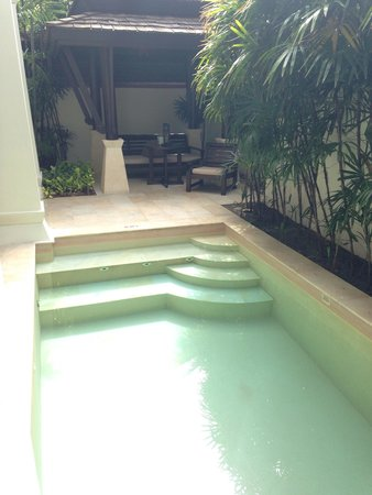 Melati Beach Resort & Spa: Pool Garden Villa