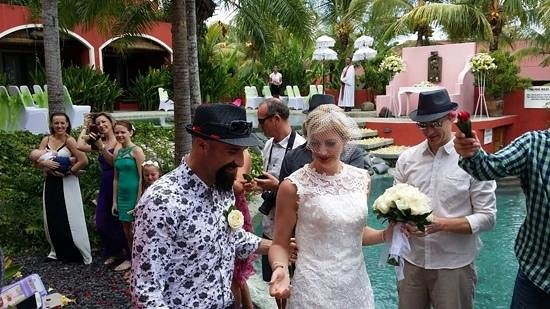 PinkCoco Bali : our wedding at Pink Coco