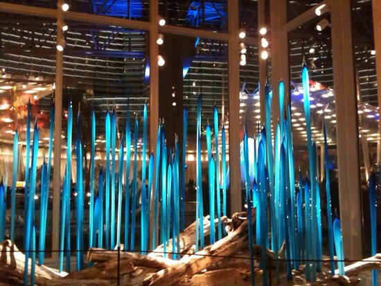 Vdara Hotel & Spa: Chihuly gallery