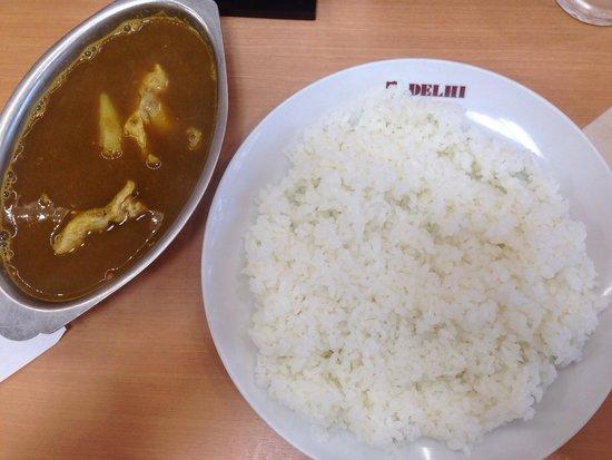DELHI: カレー