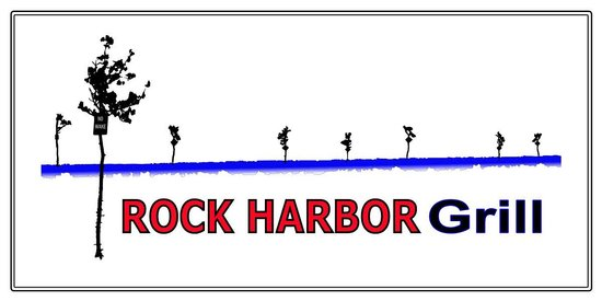 Rock Harbor Grill: Our Logo