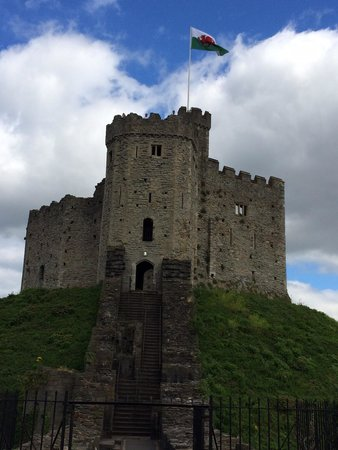 Cardiff Castle : Fort.