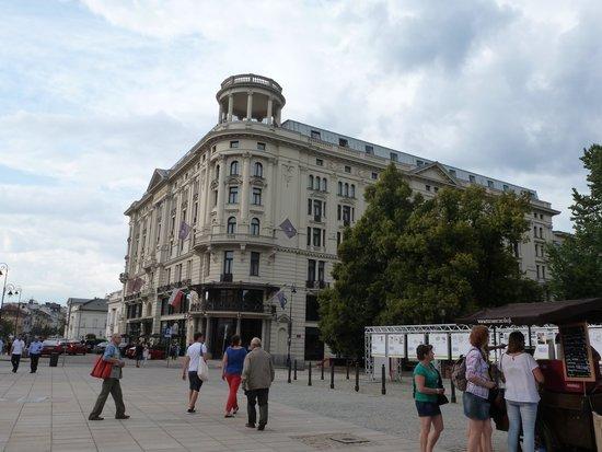 Hotel Bristol, a Luxury Collection Hotel, Warsaw: Exterior of Hotel Bristol
