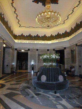Hotel Bristol, a Luxury Collection Hotel, Warsaw: Lobby of Hotel Bristol