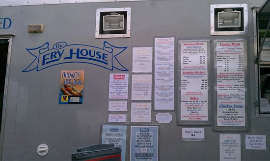 The Fry House