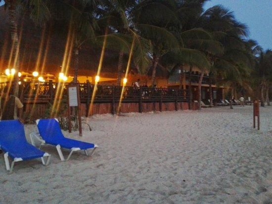 Sunscape Sabor Cozumel: El bar principal.