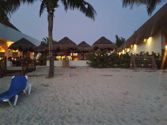 Sunscape Sabor Cozumel: playa
