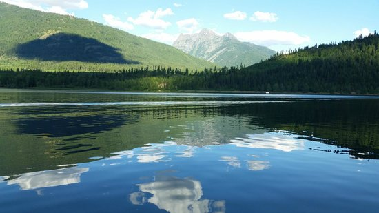 Kootenai River Outfitters: Bull Lake