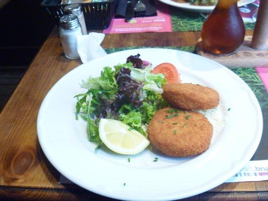 Manneken Cafe: コロッケ