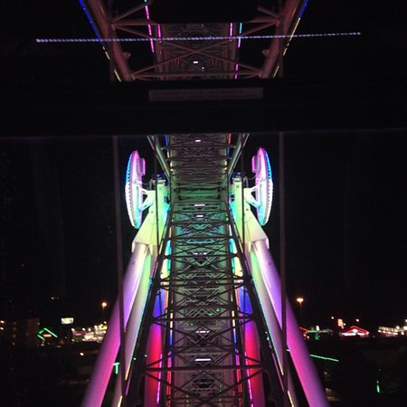 The Great Smoky Mountain Wheel: One of my favorite things in Pigeon Forge