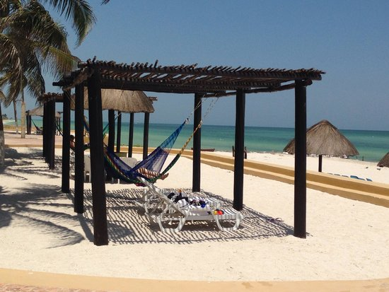 Hotel Reef Yucatan - All Inclusive & Convention Center: Playa