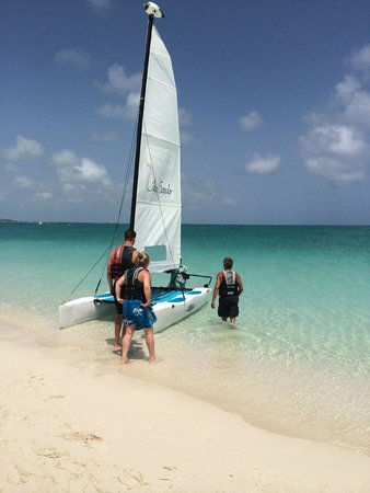 Sands at Grace Bay: Hobie Cat lessons