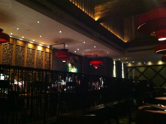 Duck De Chine : Nice setting which is perfect for business and special occasion