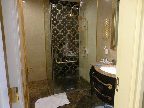 The St. Regis Moscow Nikolskaya : Shower, separate bath