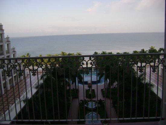 Hotel Riu Palace Pacifico: vista desde la habitacion