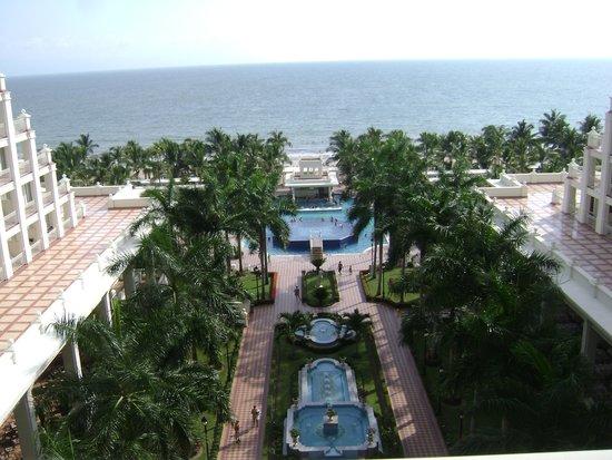 Hotel Riu Palace Pacifico: vista al mar
