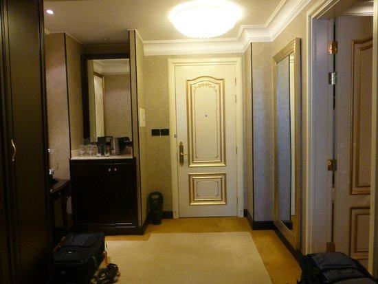 The St. Regis Moscow Nikolskaya : Entry hall