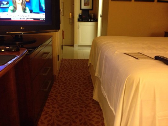 Washington Marriott Wardman Park : SMALL GUEST ROOMS