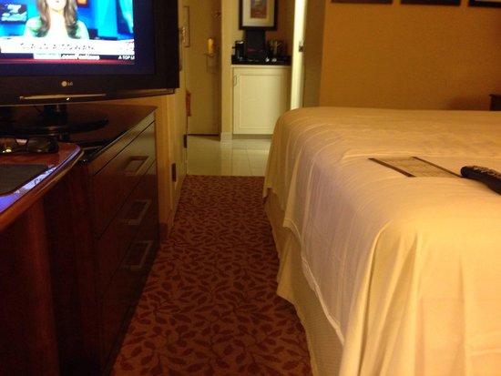 Washington Marriott Wardman Park: SMALL GUEST ROOMS