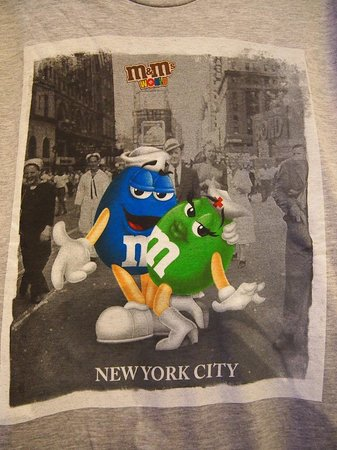 M&M'S World New York : Merchandise