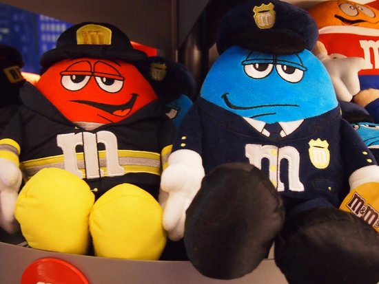 M&M'S World New York : New York's finest