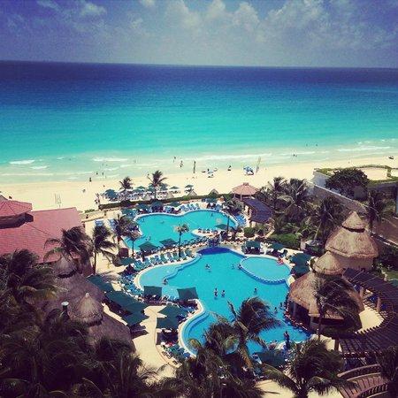 GR Solaris Cancun: vista desde la habitación