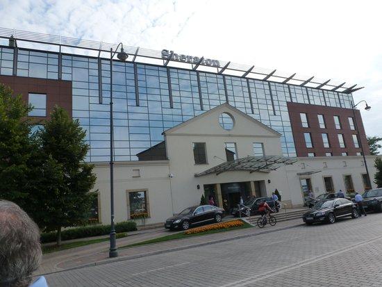 Sheraton Grand Krakow: Exterior of Hotel
