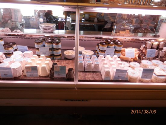 Yarra Valley Dairy: cheese