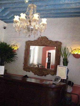 Hotel Boutique Casa de Campo: La decoración es de muy buen gusto