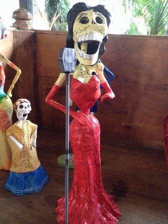 Hotel Boutique Casa de Campo: Las catrinas ... Una como yo