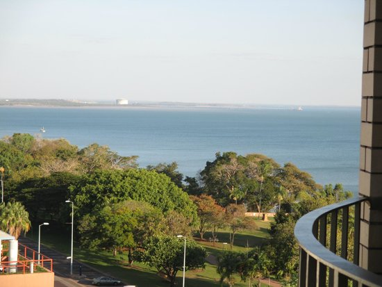 DoubleTree by Hilton Hotel Esplanade Darwin: view from my room