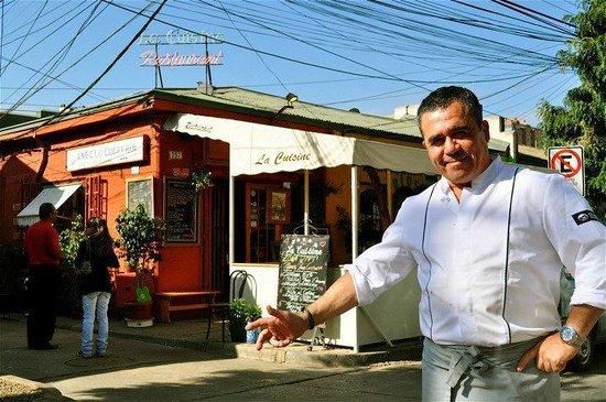 La Cuisine: chef patricio gonzalez