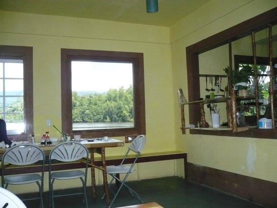 Nett Ramen Cafe Restaurant: View from window