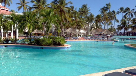 Be Live Collection Punta Cana : piscina del hotel