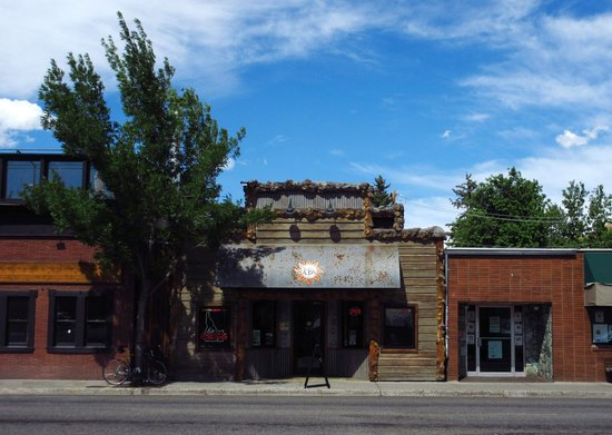 KB's Ketchum location on Main Street