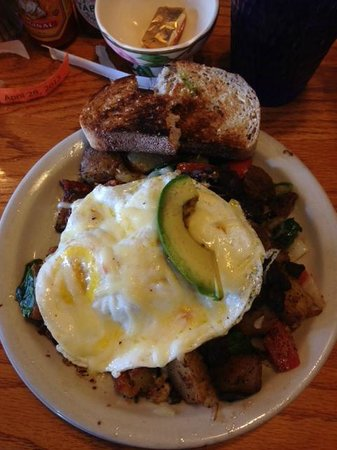 Kate's Place : The Sneffels Skillet--scrumptious!