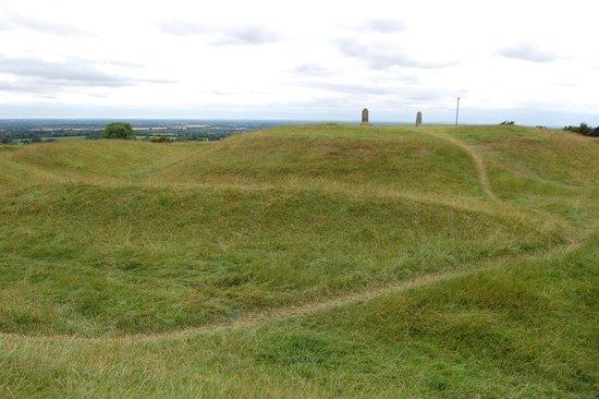 Hill of Tara (Temair): The Kings Seat