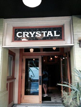 Crystal Hotel: Classic Mcminimum Establishment