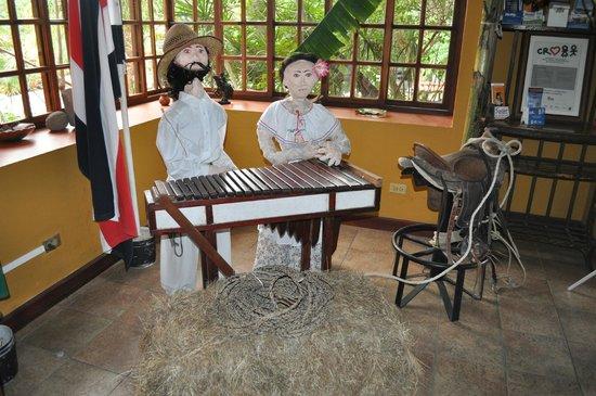 Hotel Borinquen Mountain Resort Activites: Welcome area