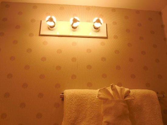 Howard Johnson Hotel Victoria: bathroom