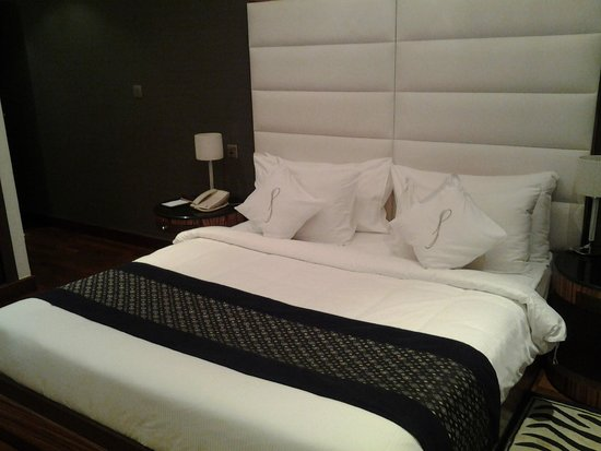 City Premiere Hotel Apartments : Our comfortable bedroom