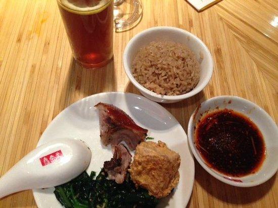 Din Tai Fung : Main course